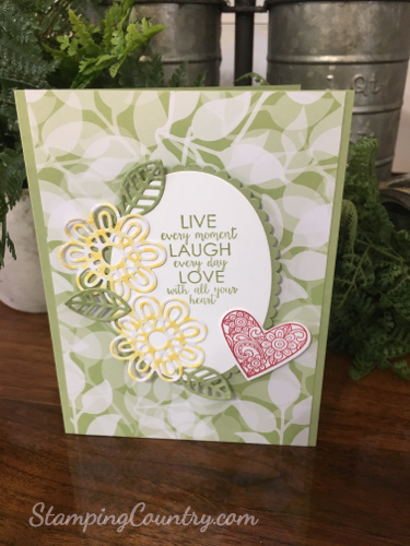 Ribbon of Courage Stampin' Up!