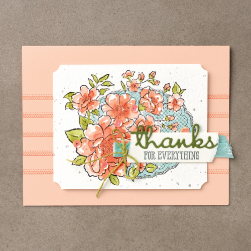 Lovely Lattice Stampin' Up!
