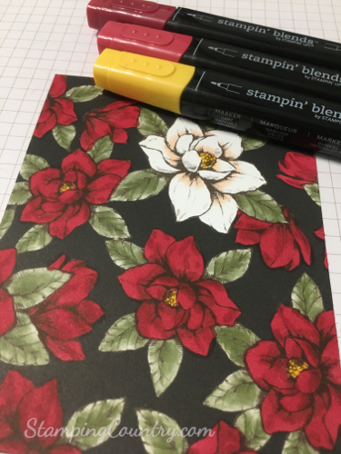 Stampin' Blends Coloring Tips