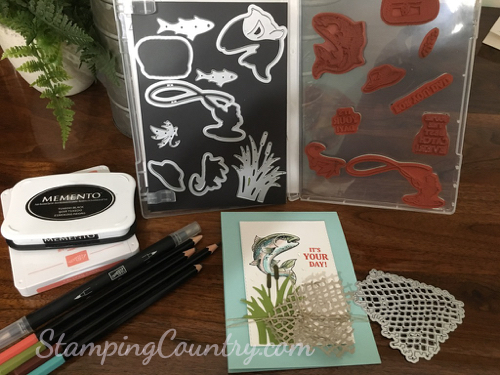 Best Catch Stampin' Up!