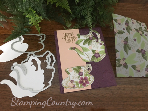 Tea Together Stampin' Up!