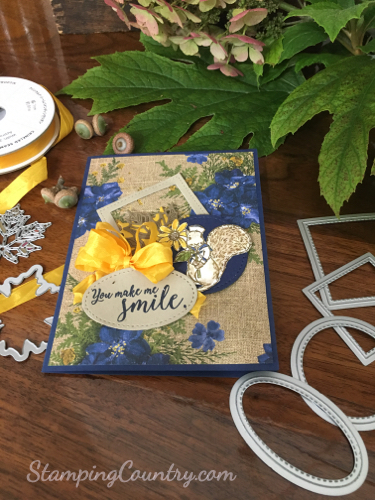 Fable Friends Stampin' Up!