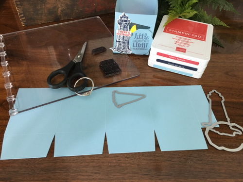 Lighthouse 3-D Paper Crafts