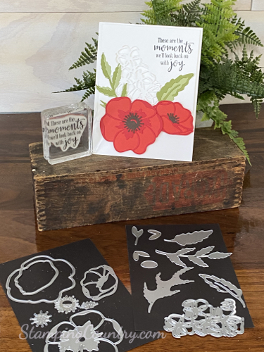 Peaceful Moments Stampin' Up!