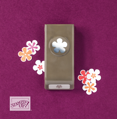Small Blossom Punch Stampin' Up!