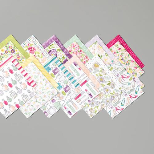 Best Dressed Designer Paper Stampin' Up!
