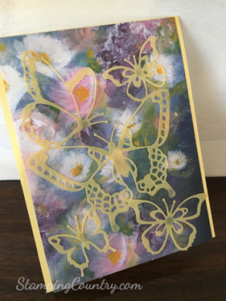 Handmade Card by Robin Feicht