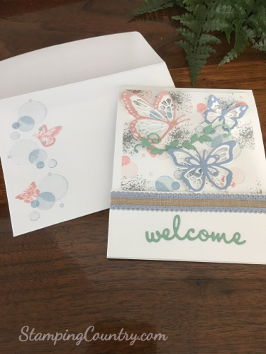 Beauty Abounds Stampin' Up!