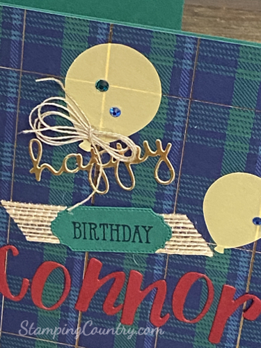 Handmade Tween Boy Birthday Card