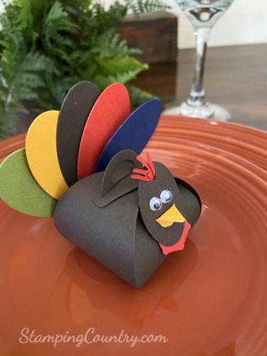 Thanksgiving Turkey Favors