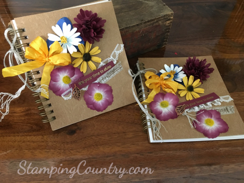 Making Your Own Journals