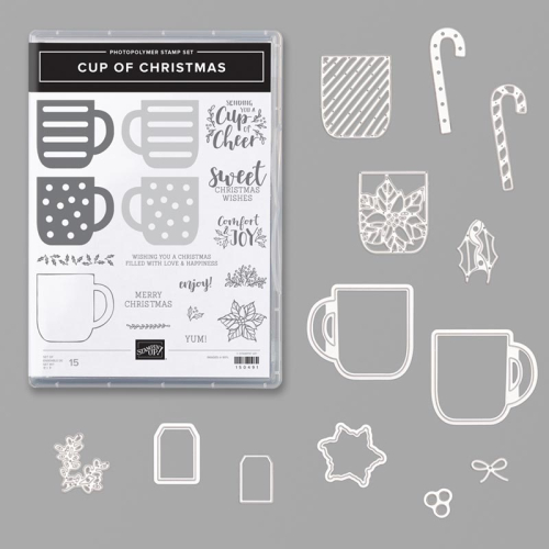 Cup of Christmas Stampin' Up!