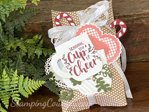 Heartfelt Cup of Cheer Stampin' Up!