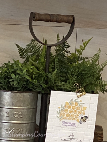 Honey Bee Stampin' Up!
