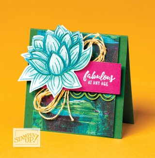 Lovely Lily Stampin' Up!
