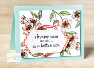Sending You Thoughts Stampin' Up!