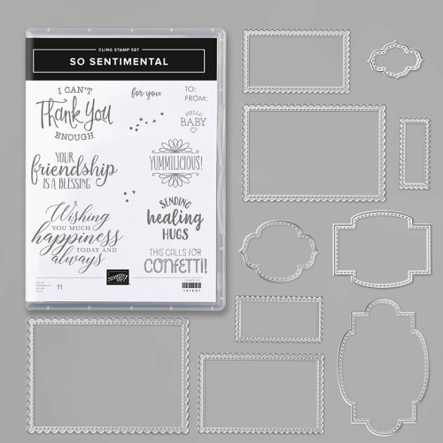 So Sentimental Bundle by Stampin' Up!