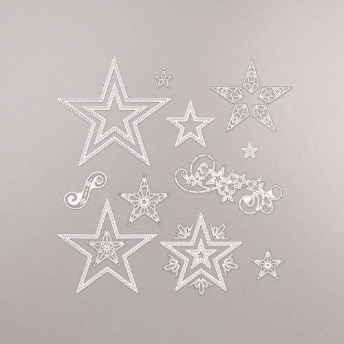 Stitched Stars Dies Stampin' Up!