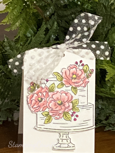 Happy Birthday to You Stampin' Up!