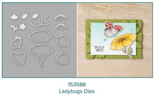 Ladybugs-Dies