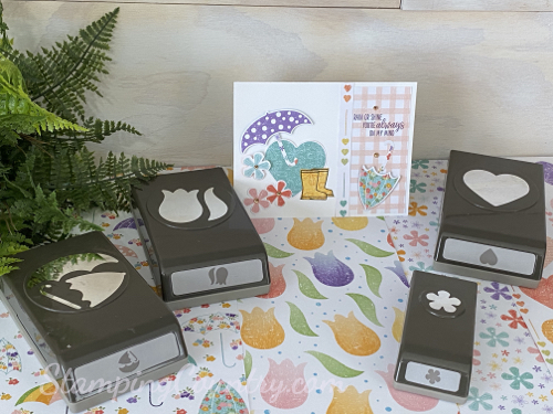 Paper Punches by Stampin' Up!
