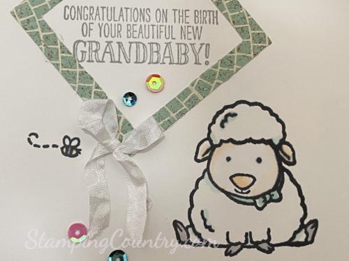 Grandbaby Card