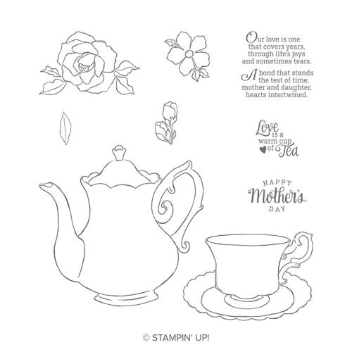 Tea Together Stampin' Up!