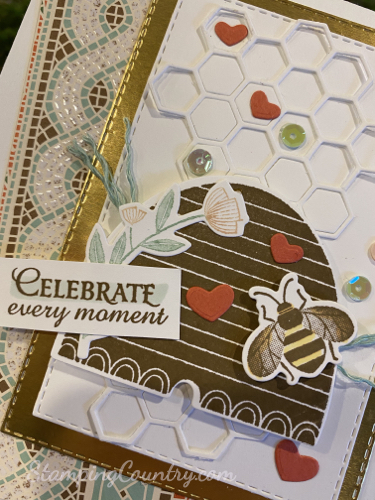 Honey Bee Stampin' Up!