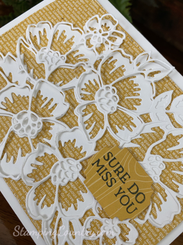 Blooms in Bloom Stampin' Up!