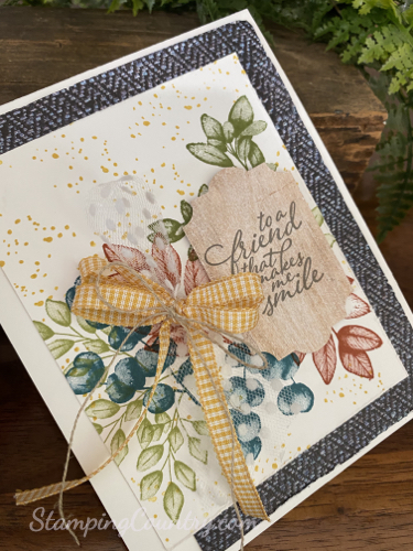 Forever Fern Stampin' Up!