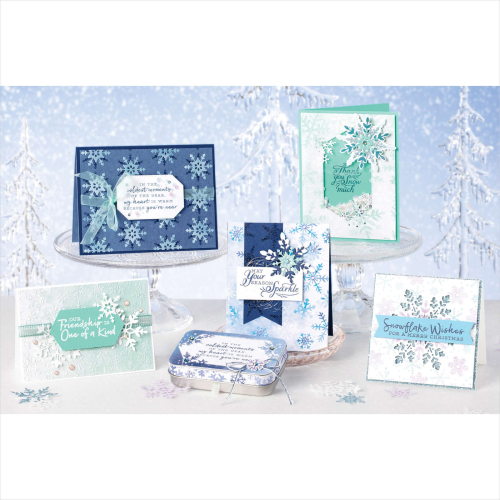Snowflake Splendor Stampin' Up!