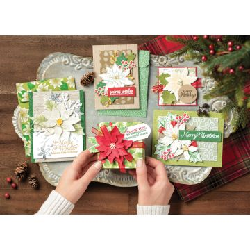 Poinsetta Petals Stampin' Up!