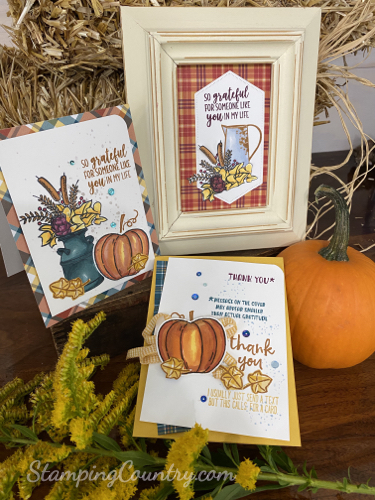 Handmade Autumn Cards & Paper Crafts