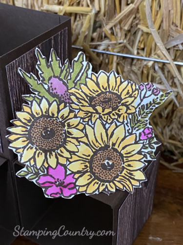 Jar of Flowers Stampin' Up!