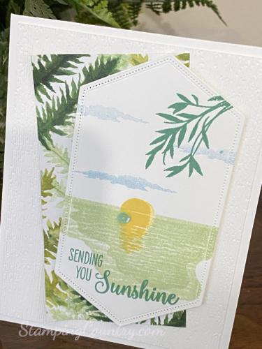 Sending Sunshine Stampin' Up!