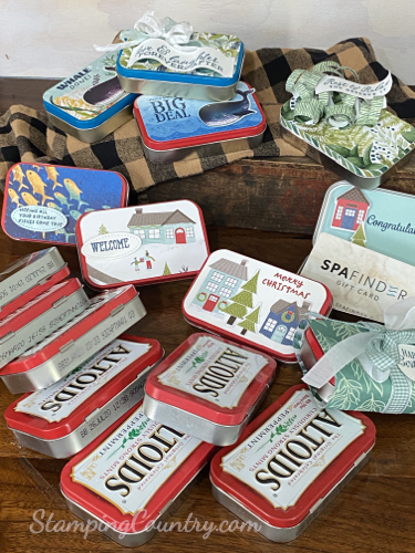 ALTOID Tins for all Occasions