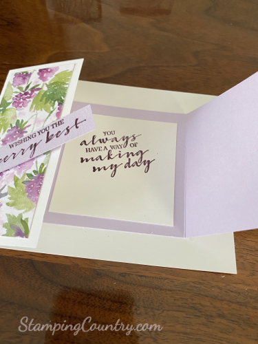Berry Blessings Stampin' Up!