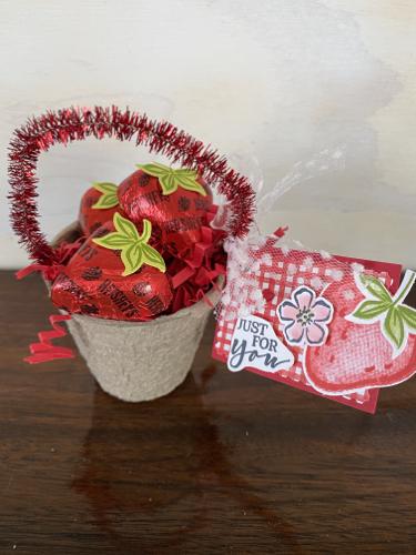 Sweet Strawberry Lori Ballitch