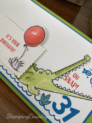 Oh Snap Stampin' Up!