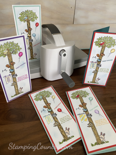 Woodland Wonder Stampin' Up!
