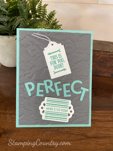 Dude Perfect Birthday Card