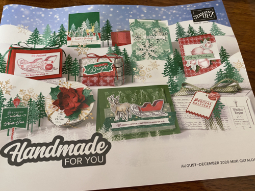 Stampin' Up! 2020 Holiday Catalog
