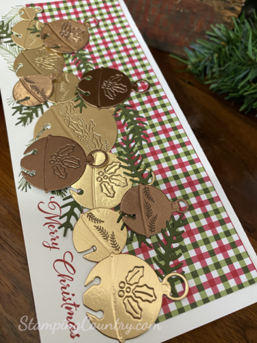 Sounds of the Season Stampin' Up!