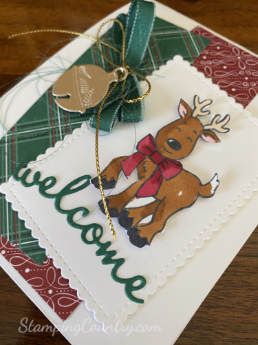 Warm & Toasty Stampin' Up!