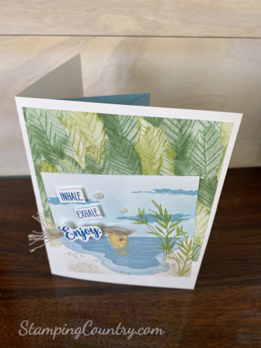 Sending Sunshine Stampin' Up!