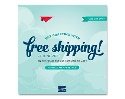 June free shipping