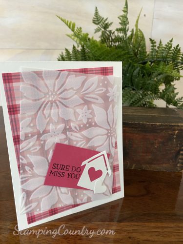 How to Make a Card in Minutes