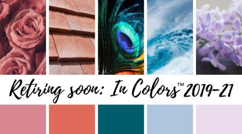 Retiring in colors 2019-21