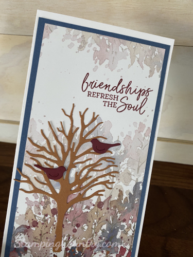 Beauty of Friendship Stampin' Up!